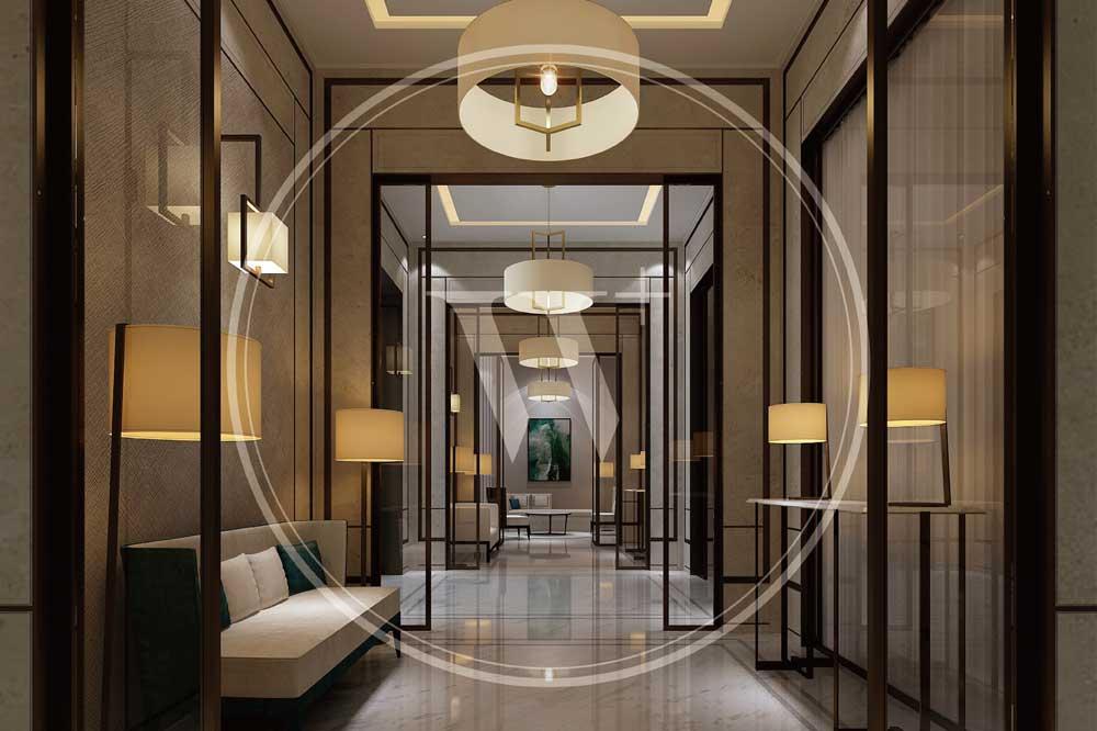 Fortune Center-Presidential Suite 图2