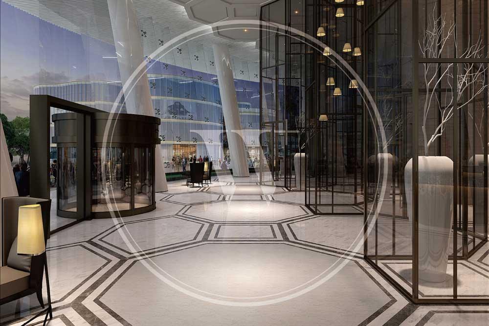Ningbo Fortune Center - Lobby 图3