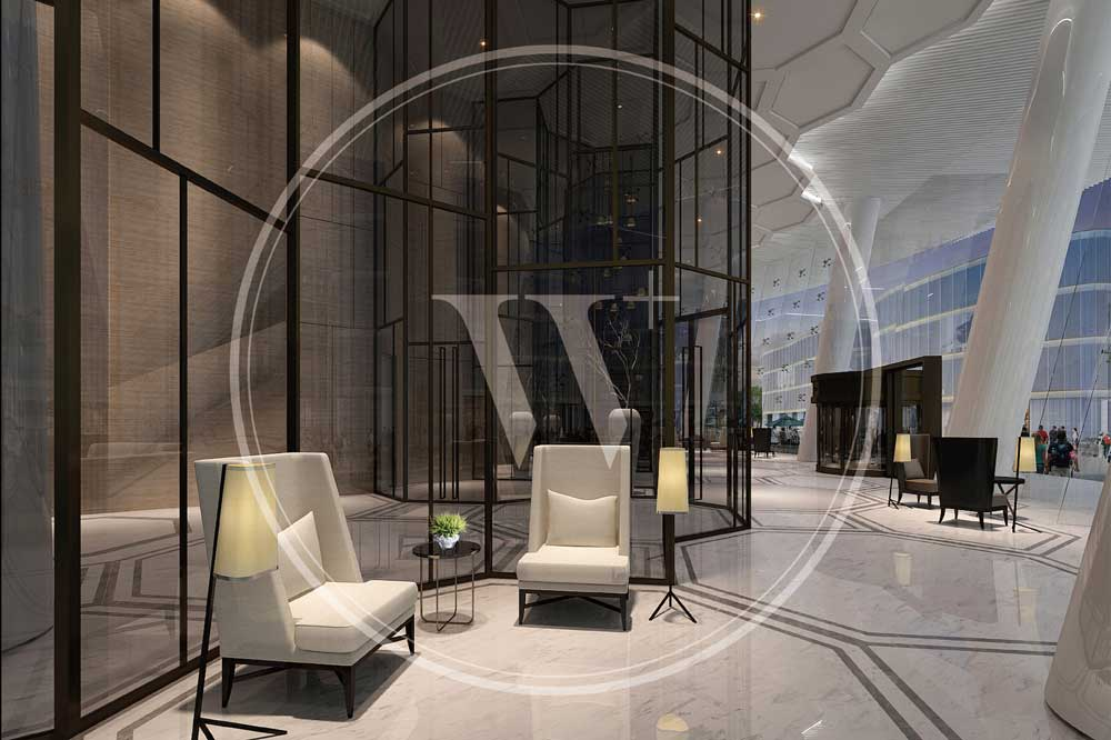 Ningbo Fortune Center - Lobby 图4