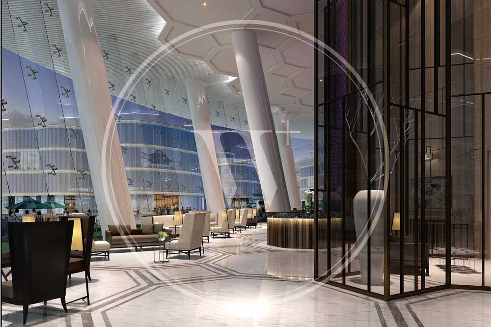 Ningbo Fortune Center - Lobby 图1