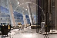 Ningbo Fortune Center - Lobby